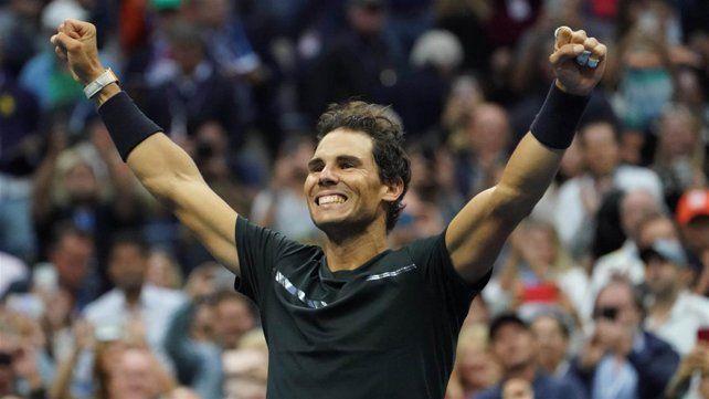 Rafael Nadal no tuvo piedad de Kevin Anderson y conquistó el US Open
