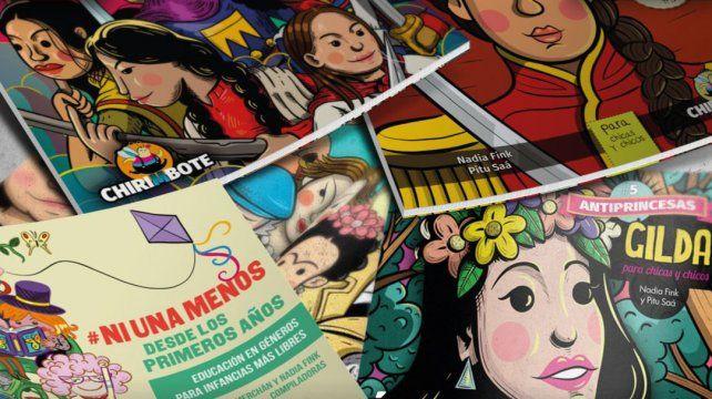 La colección Antiprincesas se presenta en la ciudad de Santa Fe