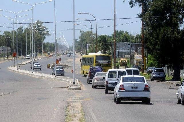 Piden acordar políticas comunes de sanción y control vial en la ruta 1