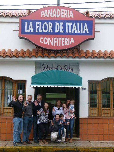 Después de 100 años, llega un final para La Flor de Italia, la histórica panadería del Bº Sur