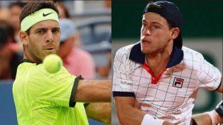 El ranking ATP tras el US Open, con Del Potro y Schwartzman escalando posiciones