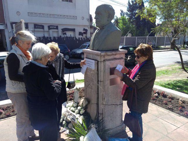 El Instituto Sarmientino hizo un homenaje en el Día del Maestro