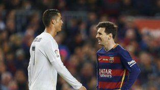 Cristiano Ronaldo es mejor que Lionel Messi