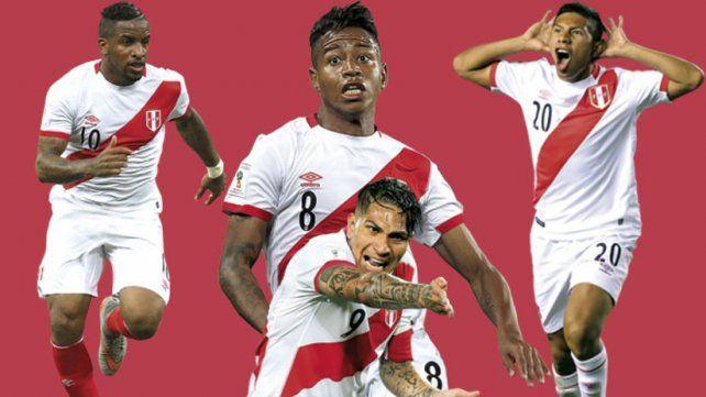 Perú apuesta a un esquema ofensivo donde sea