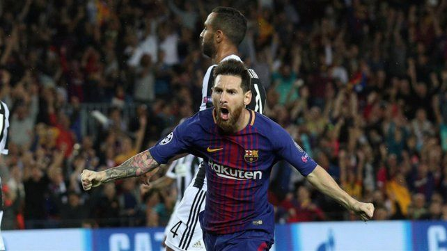 Champions: Dos golazos de Messi armaron la fiesta de Barcelona ante Juventus