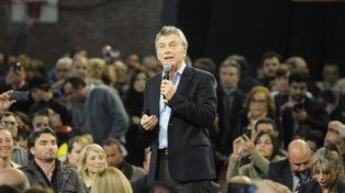 El presidente Mauricio Macri estará en suelo santafesino