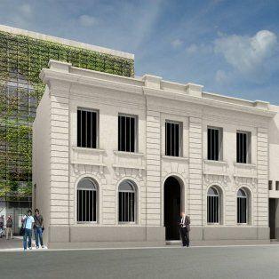 inauguraron el nuevo edificio del instituto superior nº12