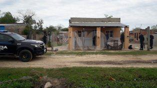 Pánico en Colastiné Norte: golpeó a su mujer y se atrincheró en su casa con su bebé
