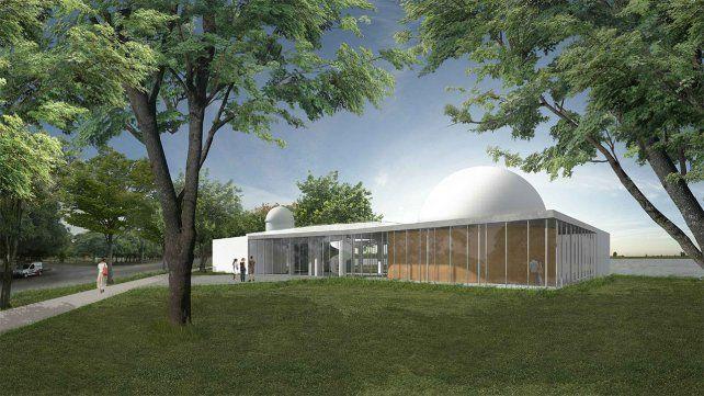 El 10 de octubre se abrirán las ofertas para la construcción del Planetario