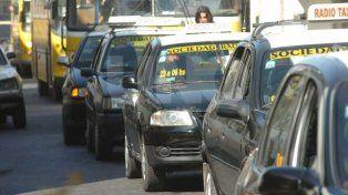 Los taxistas marcharán al Ministerio de Seguridad para entregar un petitorio
