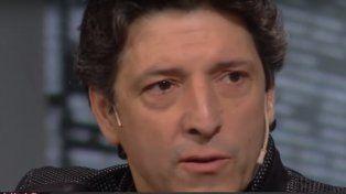 Sergio Gonal se quebró al hablar por primera vez de su hijo con Asperger: No puedo conectar con él