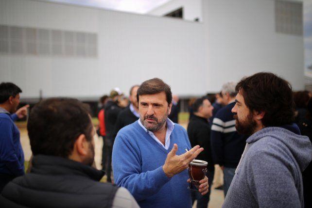 Carlos Pereira: Estamos consolidando un polo de diversión nocturna en Santa Fe