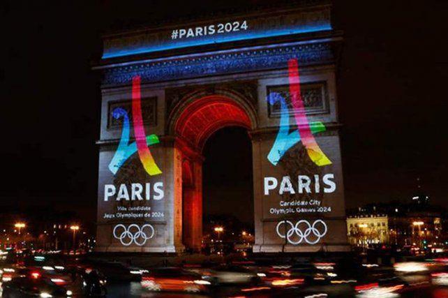 París será la sede de los Juegos Olímpicos en 2024