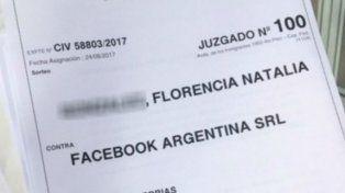 La guerra de una actriz porno argentina contra Facebook
