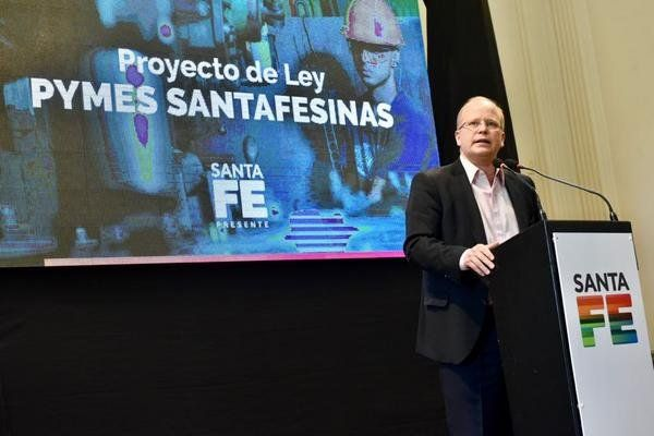 Contigiani : En Santa Fe hay decisión política para ayudar a crecer a las pymes