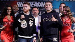 La pelea del año: Golovkin ante Álvarez
