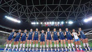 Argentina va por su primer triunfo en el Mundial Sub 23