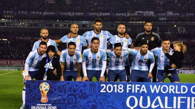Argentina abandonó el podio en el ranking FIFA