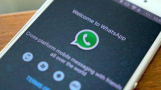¿como mandar mensajes de voz por whatsapp sin apretar botones?