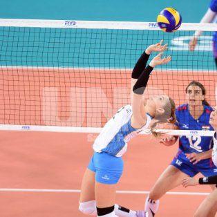 argentina obtuvo su primer triunfo en el mundial femenino sub 23