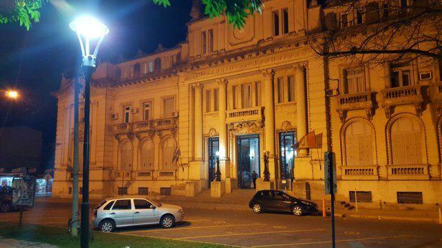 El fiscal Apullán confirmó el allanamiento a la oficina de Habilitación de la Jefatura