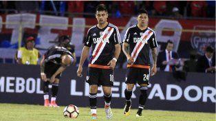Jorge Wilstermann goleó a River por los cuartos de la Libertadores