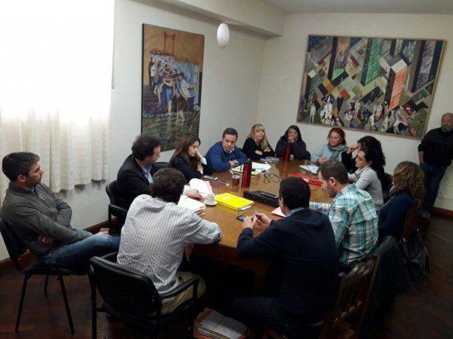 Barrio René Favaloro: el Concejo dio luz verde para la creación de la vecinal