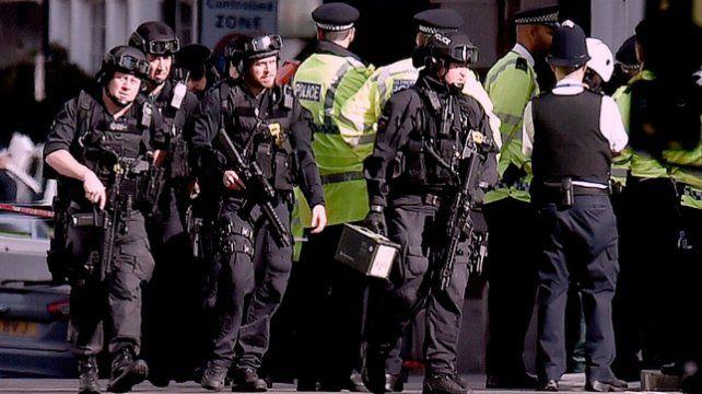 Isis reivindicó el atentado en Londres