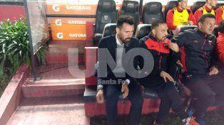 Domínguez: Tuvimos las situaciones pero no tuvimos eficacia