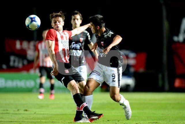 Colón pagó caro su ineficacia ofensiva y empató sin goles frente a Estudiantes