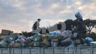 Gendarmería secuestró mercadería de contrabando por más de $16 millones
