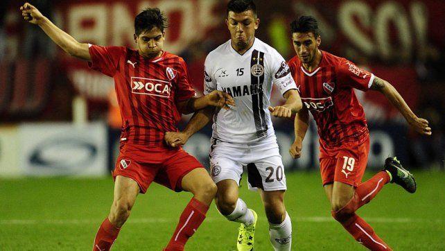Independiente y Lanús piensan en las copas