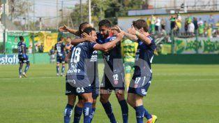 Segundo triunfo de Unión que lo ubica como único puntero de la Superliga