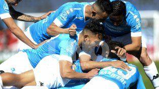 Belgrano se lo dio vuelta al Bicho en La Paternal