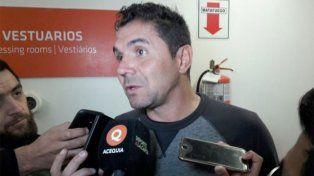 ¿Cómo le fue a Bichi Fuertes en su debut como entrenador en Huracán Las Heras?