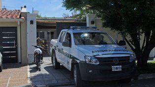 En 2015. Una vivienda del barrio Guadalupe residencial fue allanada por orden de la justicia federal de Formosa.