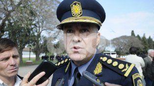 Imputado. El exmandamás de la policía provincial se encuentra detenido en su casa por padecer una enfermedad.