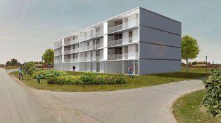 Avanza la construcción de viviendas en Guadalupe Oeste