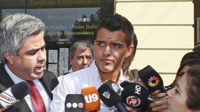 Zárate fue condenado a seis años y medio de prisión