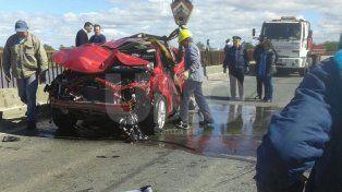 Hoy, el municipio hará un simulacro de actuación por accidentes en la ruta 168