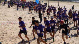 Gastón Ramallo y Cintia Zapata ganaron el 5º Maratón Luz y Fuerza