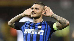 El Inter de Icardi busca su quinta victoria en fila