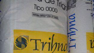 La Assal prohibió las harinas 0000 Trihna y 000 Rufihna