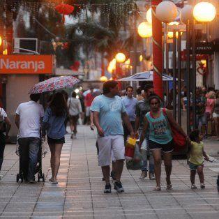 comerciantes de calle san martin insisten con la puesta en valor de la peatonal