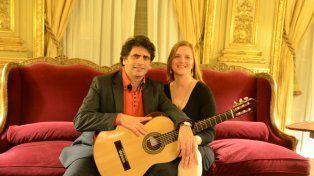 Dos Intérpretes del Mercosur y un selecto repertorio musical
