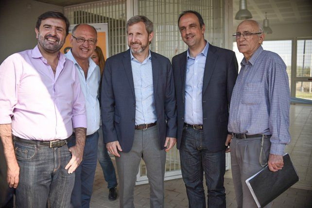 Rogelio Frigerio: Las obras ahora son sinónimo de esperanza, no de corrupción