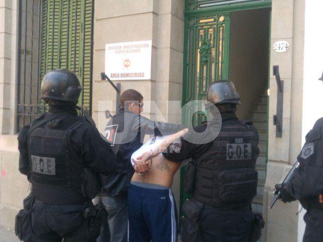 Sin salida: cayó preso un muchacho de 24 que sería el presunto asesino de Carlos Córdoba