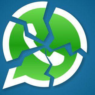 whatsapp falla y los usuarios no tienen servicio