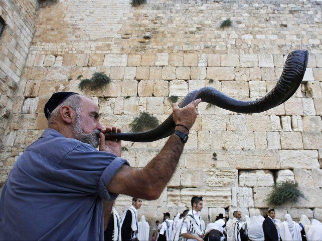 Hasta mañana, la comunidad judía festeja la llegada del año 5778