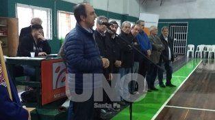En el Mocoretá quedó inaugurado el Campeonato Argentino U15 de básquet
